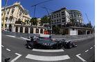 Romain Grosjean - HaasF1 - Formel 1 - GP Monaco - 27. Mai 2017