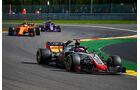 Romain Grosjean - HaasF1 - GP Belgien - Spa-Francorchamps - 24. August 2018