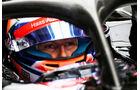 Romain Grosjean - HaasF1 - GP Brasilien - Interlagos - Formel 1 - Freitag - 9.11.2018