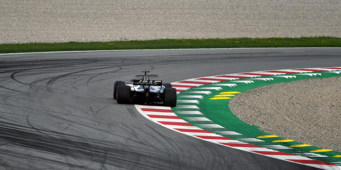 Romain Grosjean - HaasF1 - GP Österreich 2017 - Spielberg - Qualifying