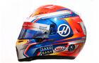 Romain Grosjean - HaasF1 - Helm - Formel 1 - 2016