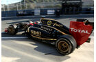 Romain Grosjean - Lotus - F1-Test Jerez 2012