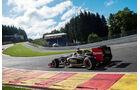 Romain Grosjean - Lotus - Formel 1 - GP Belgien - Spa-Francorchamps - 1. September 2012