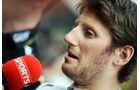 Romain Grosjean - Lotus - Formel 1 - GP Indien - 26. Oktober 2013