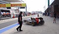 Romain Grosjean - Lotus - Formel 1 - GP Korea - 12. Oktober 2012