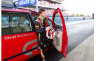 Romain Grosjean - Lotus - Formel 1 - Test - Barcelona - 28. Februar 2013