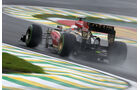 Romain Grosjean - Lotus - GP Brasilien - 23. November 2013