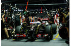 Romain Grosjean - Lotus - GP Singapur 2014