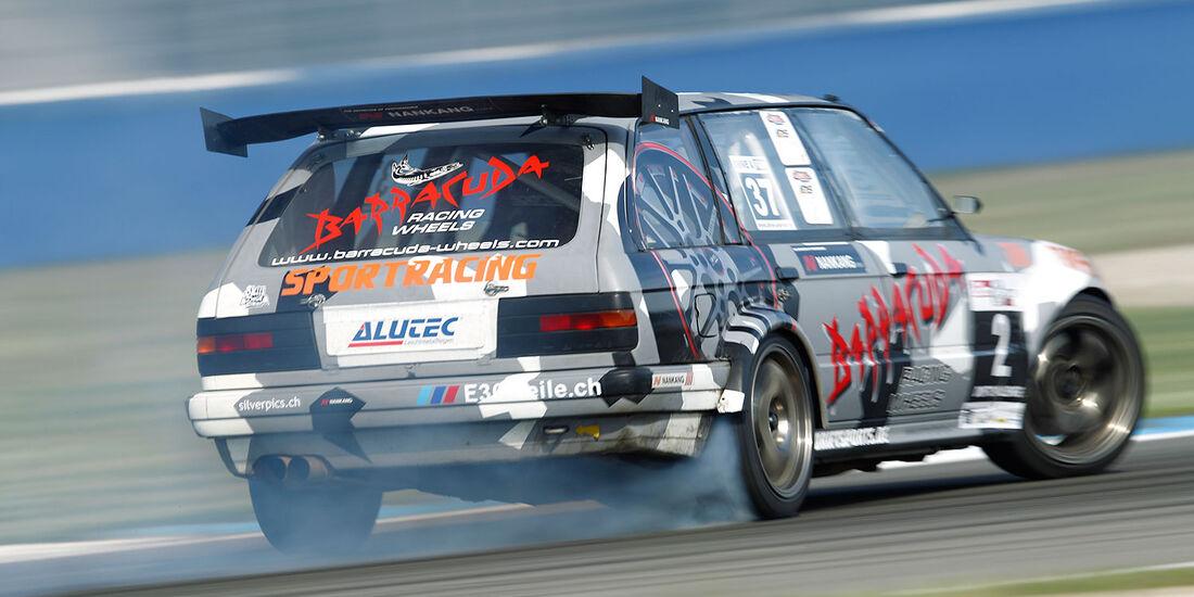 Roman Kolesar, Drifter37DriftChallenge, High Performance Days 2012, Hockenheimring