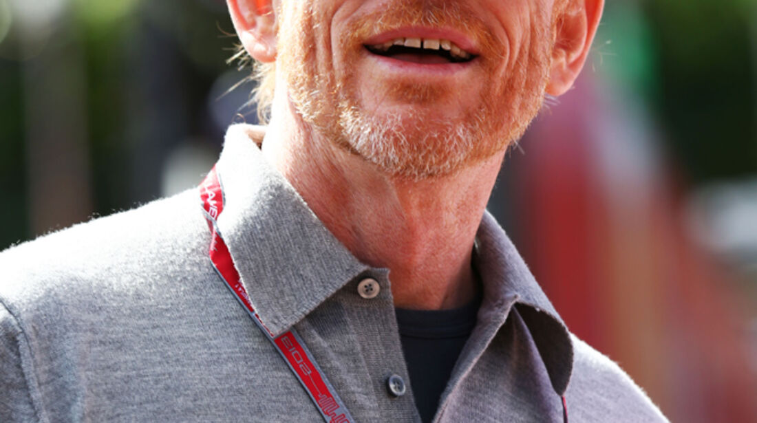 Ron Howard - GP Monaco 2013 - VIPs & Promis