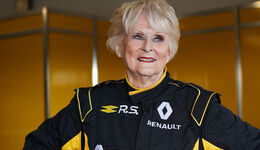 Rosemary Smith - F1-Test - Renault - 2017