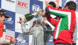 Rosenqvist, Formel 3-EM, Nürburgring, 3. Rennen