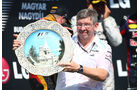 Ross Brawn - Formel 1 - GP Ungarn 2013