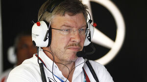 Ross Brawn Mercedes GP