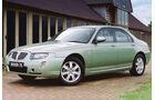 Rover 75 1.8,  Seitenansicht