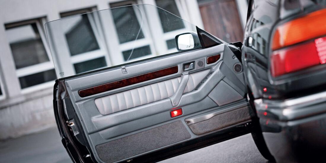 Rover 827 Coupé, Fahrertür, Detail