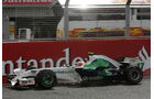 Rubens Barrichello - Honda - GP England 2008