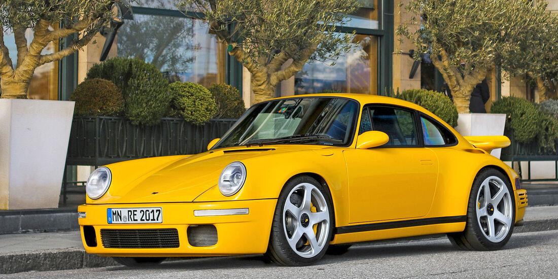 Ruf CTR Yellow Bird - Serie - Coupes ueber 150000 Euro - sport auto Award 2019