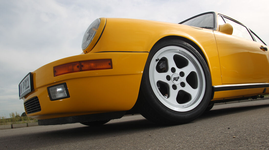 Ruf CTR Yellowbird, Felge