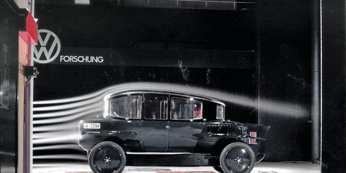 Rumpler Tropfenwagen, Baujahr 1921