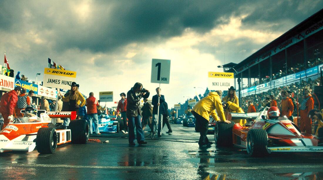 Rush - The Movie - Filmszene