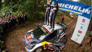 Sébastien Ogier - Ford Fiesta WRC - M-Sport - Rallye Australien 2018
