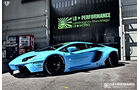 SEMA-Show 2014, Tuning, Messe, LB Performance, Lamborghini LP720-4 50th Anniversario