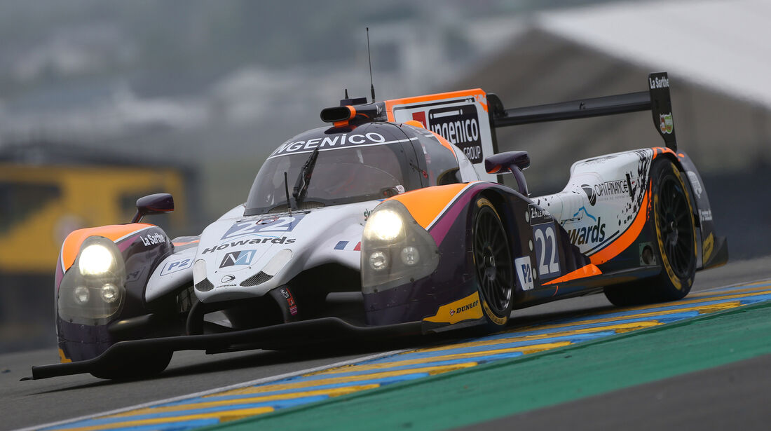 SO24 by Lombard Racing - Ligier JS P2 - Judd - 24h Le Mans Vortest - 2016