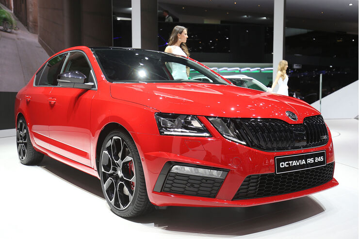 skoda octavia rs 245 daten infos marktstart preise auto motor und sport. Black Bedroom Furniture Sets. Home Design Ideas