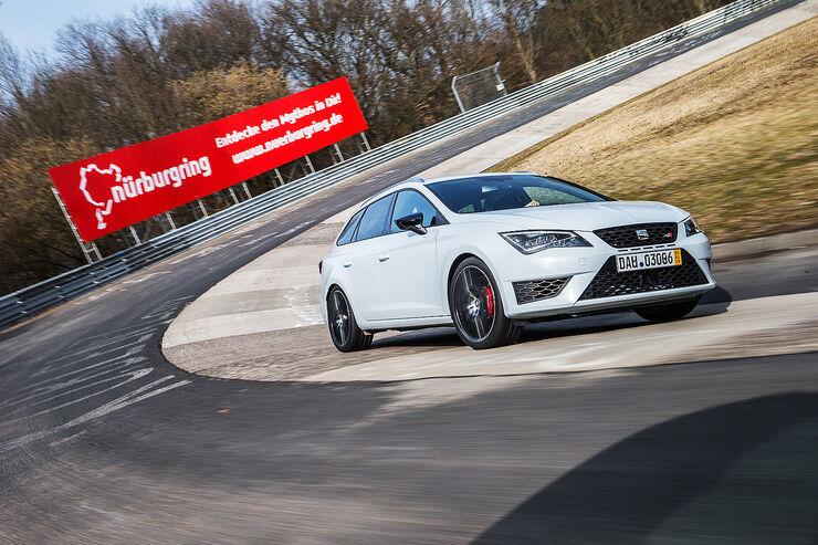 SPERRFRIST 13.05.2015!!! Seat Leon ST Cupra 280 Rekord Nordschleife Nürburgring