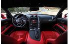 SRT Viper GTS, Cockpit, Innenraum
