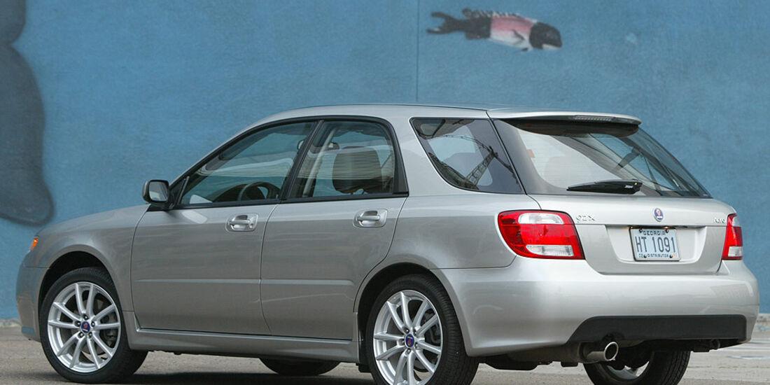 Saab 9-2X von 2005
