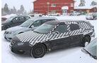 Saab 9-5 Kombi Erlkönig