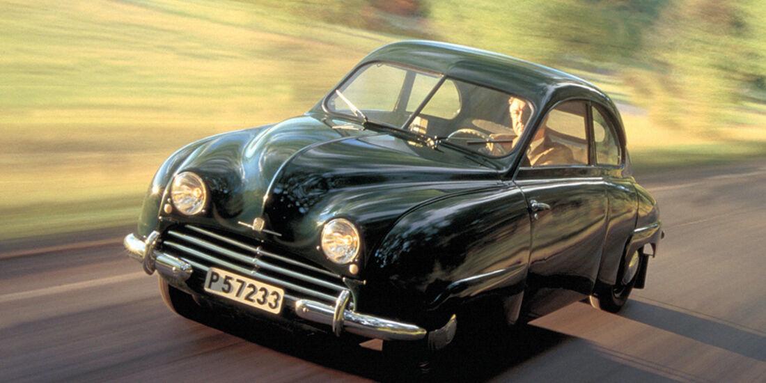 Saab 92, 1950