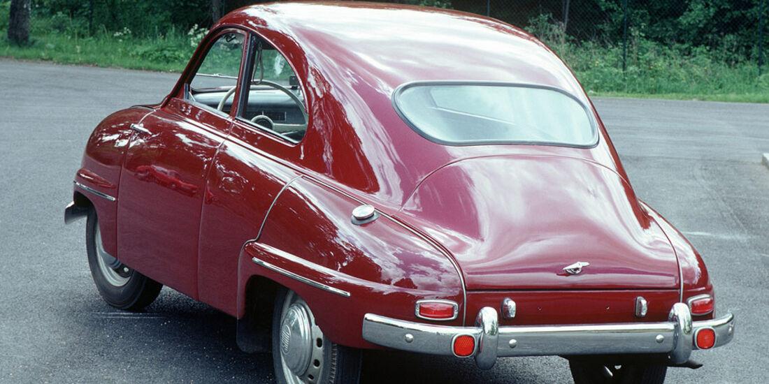Saab 92 von 1953