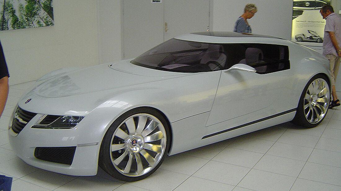 Saab Aero X Concept Car 2006