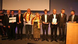 Sachsen Classic 2009 - SIegerehrung