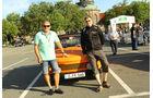 Sachsen Classic 2017, IFA Trabant Cabrio, Suzuki Cappuccino