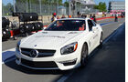 Safety-Car - Formel 1 - GP Kanada - Montreal - 7. Juni 2014