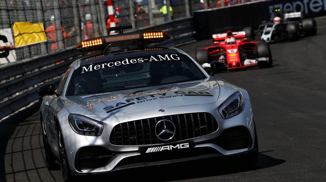 Safety-Car - Formel 1 - GP Monaco 2017