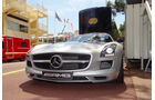 Safety-Car - Formel 1 - GP Monaco - 24. Mai 2012