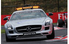 Safety Car - Formel 1 - GP Ungarn - 27. Juli 2014