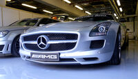 Safety Car - GP Abu Dhabi - 10. November 2011