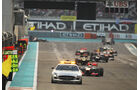 Safety-Car GP Abu Dhabi 2012