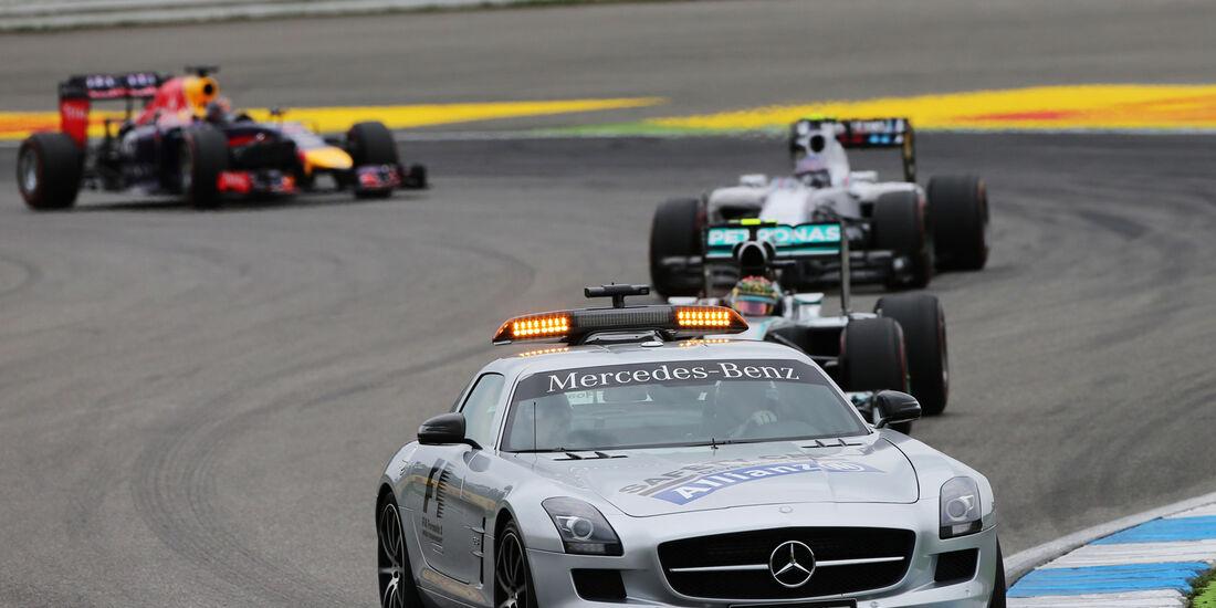 Safety-Car - GP Deutschland 2014