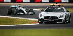 Safety-Car - GP England 2019