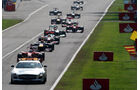 Safety-Car GP Italien Monza 2011