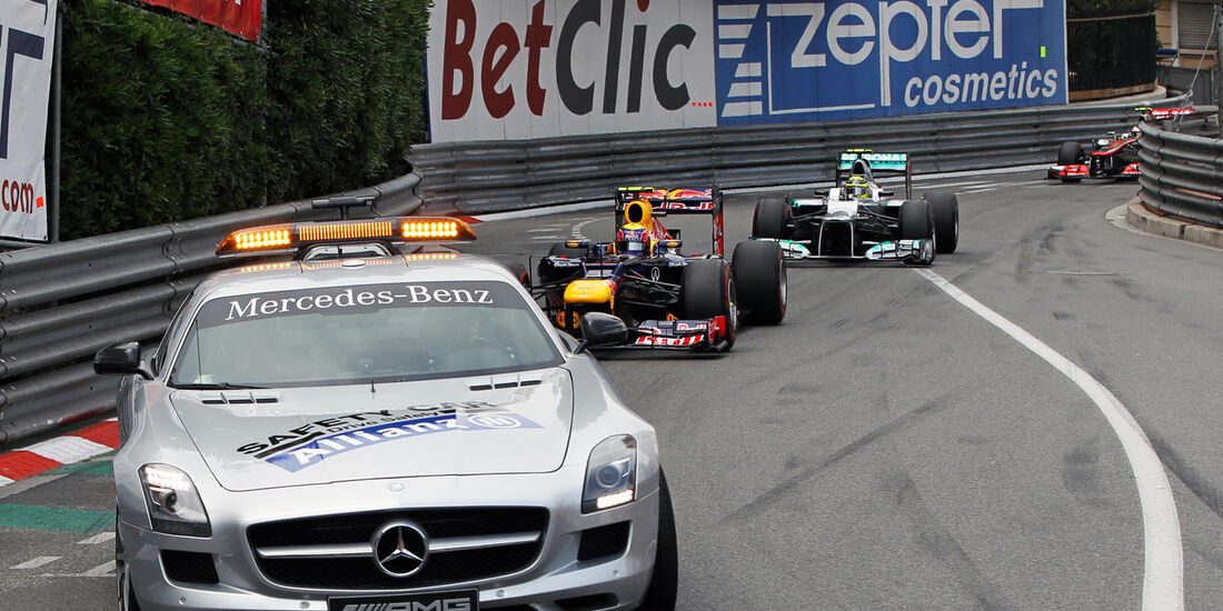 Safety-Car - GP Monaco 2012