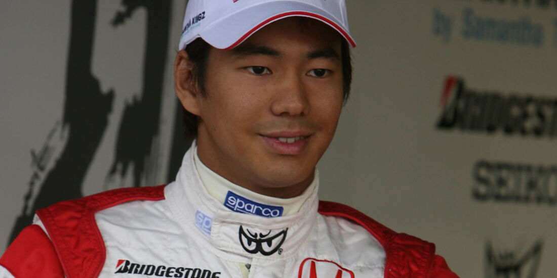 Sakon Yamamoto Suoer Aguri 2006