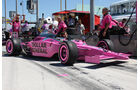 Sarah Fisher - Indycar - 2009